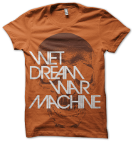 wet dream war machine