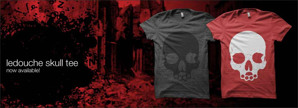 Skull tees now available!